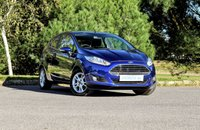 USED 2015 15 FORD FIESTA 1.0 ZETEC 3d One Former Keeper, £0 Road TAX