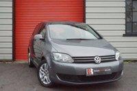 USED 2012 12 VOLKSWAGEN GOLF PLUS 1.6 SE TDI DSG 5d AUTO 103 BHP Super Value  Golf DSG/Auto