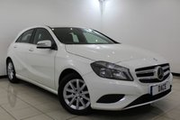 USED 2015 65 MERCEDES-BENZ A CLASS 1.5 A180 CDI BLUEEFFICIENCY SE 5DR 109 BHP 1 Owner Full Service History FULL SERVICE HISTORY + HALF LEATHER SEATS + BLUETOOTH + CRUISE CONTROL + MULTI FUNCTION WHEEL + DAB RADIO + 16 INCH ALLOY WHEELS