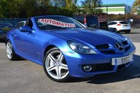 2010 MERCEDES-BENZ SLK 1.8 SLK200 KOMPRESSOR 2d AUTO 184 BHP FACTORY SPORT PACKAGE £11999.00