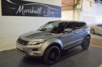 USED 2012 62 LAND ROVER RANGE ROVER EVOQUE 2.2 SD4 PURE TECH 5d AUTO 190 BHP 4X4  STUNNING CONDITION - 4X4 - 190 BHP - AUTO - MERIDIEN SOUND - PRIVACY  - 19 INCH ALLOYS - NAV