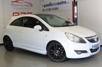 USED 2010 60 VAUXHALL CORSA 1.2 LIMITED EDITION 3d 83 BHP
