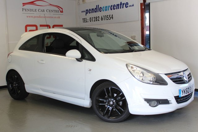 2010 60 VAUXHALL CORSA 1.2 LIMITED EDITION 3d 83 BHP