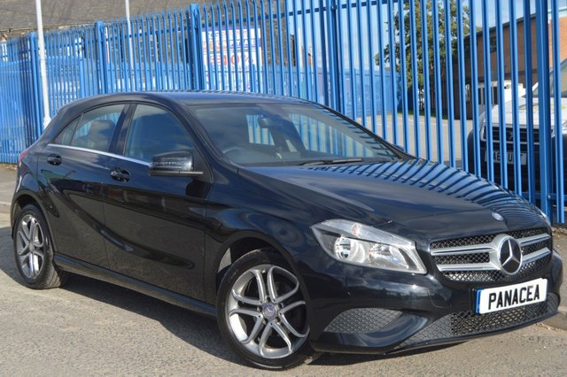 2014 14 MERCEDES-BENZ A CLASS 1.5 A180 CDI BLUEEFFICIENCY SPORT 5d AUTO 109 BHP