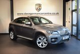 USED 2012 61 BMW X6 3.0 XDRIVE40D 4DR AUTO 302 BHP superb service history  + OYSTER LEATHER INTERIOR + SUPERB SERVICE HISTORY + PRO SATELLITE NAVIGATION + BLUETOOTH + CRUISE CONTROL + REVERSE CAMERA WITH TOP VIEW + HEATED SPORT SEATS WITH MEMORY + PARK DISTANCE CONTROL + LIGHT PACKAGE + XENON LIGHTS + DAB RADIO + 19 INCH ALLOY WHEELS +