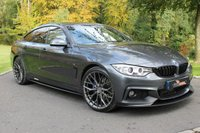 2015 BMW 4 SERIES 2.0 420D M SPORT GRAN COUPE 4d AUTO 188 BHP £20450.00