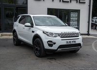 2015 LAND ROVER DISCOVERY SPORT 2.2 SD4 HSE 5d AUTO 190 BHP £28890.00