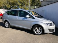 2012 SEAT ALTEA XL 1.6 CR TDI ECOMOTIVE SE 5d 103 BHP £5495.00