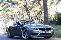 2012 BMW Z4 2.0 Z4 SDRIVE20I M SPORT ROADSTER 2d AUTO 181 BHP £12695.00