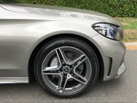 USED 2018 68 MERCEDES-BENZ C-CLASS 1.5 C200 EQ Boost AMG Line 9G-Tronic Plus (s/s) 2dr