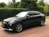 USED 2018 18 MERCEDES-BENZ GLC-CLASS 2.0 GLC250 AMG Line 4MATIC (s/s) 4dr DELIVERY MILES