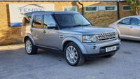 2011 LAND ROVER DISCOVERY 3.0 4 SDV6 HSE 5d AUTO 255 BHP £15984.00