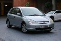 2001 HONDA CIVIC 1.6 SE 5d AUTO 110 BHP £1200.00