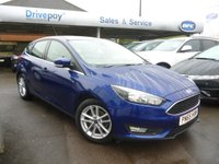USED 2015 65 FORD FOCUS 1.5 ZETEC TDCI 5d 118 BHP NEED FINANCE? WE CAN HELP!