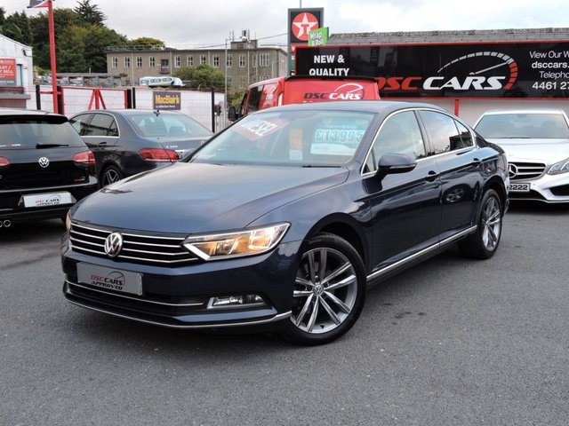 2015 15 VOLKSWAGEN PASSAT 2.0 GT TDI BLUEMOTION TECHNOLOGY 4d 148 BHP