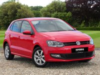 USED 2012 62 VOLKSWAGEN POLO 1.4 MATCH DSG 5d AUTO 83 BHP Great little car