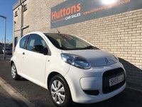 2009 CITROEN C1 1.0 SPLASH 3d 68 BHP £SOLD