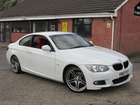 2012 BMW 3 SERIES 320D M SPORT (RED LEATHER) AUTOMATIC 2dr £9490.00