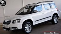 USED 2015 65 SKODA YETI 2.0TDi S OUTDOOR 5 DOOR 110 BHP Finance? No deposit required and decision in minutes.