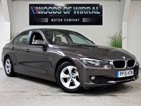2015 BMW 3 SERIES 2.0 320D EFFICIENTDYNAMICS [BUSINESS MEDIA] 4d 161 BHP £9380.00