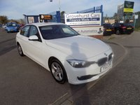 2012 BMW 3 SERIES 2.0 320D EFFICIENTDYNAMICS 4d 161 BHP £11495.00