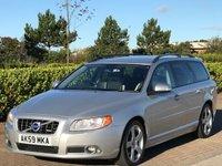 2009 VOLVO V70 2.4 D5 R-DESIGN SE PREMIUM 5d AUTO 205 BHP £6995.00