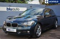 2012 BMW 1 SERIES 2.0 120D SPORT 5d 181 BHP £9930.00