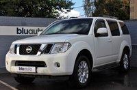 2011 NISSAN PATHFINDER 2.5 TEKNA DCI 5d AUTO 188 BHP £14460.00