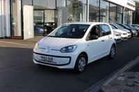 2013 VOLKSWAGEN UP 1.0 TAKE UP 5d £4785.00