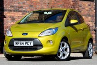 USED 2014 64 FORD KA 1.2 Zetec 3dr **NOW SOLD**