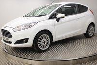 2013 FORD FIESTA 1.0 TITANIUM 3d 100 BHP £6750.00