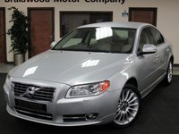 USED 2010 60 VOLVO S80 2.4 D5 EXECUTIVE 4d AUTO 205 BHP