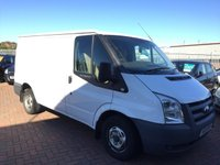 2011 FORD TRANSIT 2.2 280 LR 1d 85 BHP  £SOLD