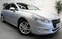 2013 PEUGEOT 508 1.6 HDI SW ACTIVE 5d 112 BHP £5650.00