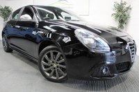 2012 ALFA ROMEO GIULIETTA 2.0 JTDM-2 VELOCE 5d 170 BHP £SOLD