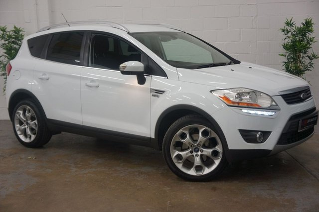2012 62 FORD KUGA 2.0 TITANIUM TDCI AWD 5d 163 BHP 4 WHEEL DRIVE SOLD TO RUTH FROM WAKEFIELD