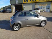 USED 2011 11 FIAT 500 0.9 C LOUNGE 3d 85 BHP