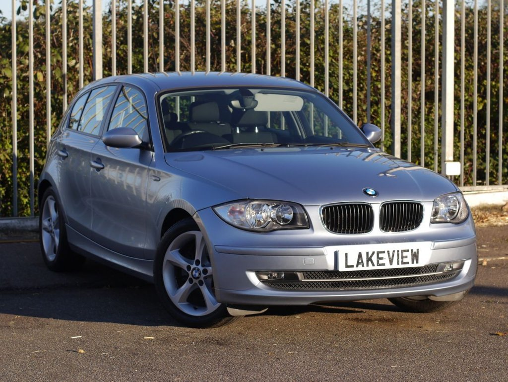 USED 2009 59 BMW 1 SERIES 2.0 116D SPORT 5d 114 BHP