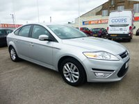USED 2011 FORD MONDEO 1.6 ZETEC TDCI 5d 114 BHP FSH * CRUISE CONTROL * GOT BAD CREDIT * WE CAN HELP *