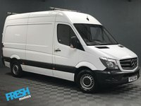 USED 2013 63 MERCEDES-BENZ SPRINTER 2.1 313 CDI MWB  * 0% Deposit Finance Available