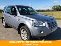 USED 2007 57 LAND ROVER FREELANDER 2 XS TD4 5 Dr *** RAC WARRANTY INCLUDED***