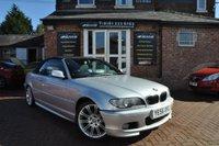 2006 BMW 3 SERIES 2.0 318CI M SPORT 2d 148 BHP £3295.00