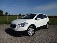 USED 2016 16 SUZUKI SX4 S-CROSS 1.6 SZ3 5d 118 BHP ONLY 1 OWNER FROM NEW WITH FULL SUZUKI SERVICE HISTORY