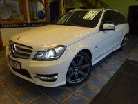 2012 MERCEDES-BENZ C CLASS 2.1 C250 CDI BLUEEFFICIENCY SPORT 5d 202 BHP £9950.00