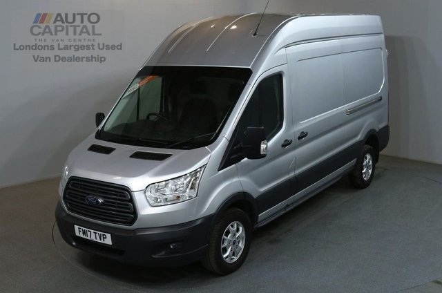 2017 17 FORD TRANSIT 2.0 350 L3 H3 129 BHP LWB AIR CON TREND EURO 6 RWD VAN AIR CONDITIONING EURO 6 ENGINE