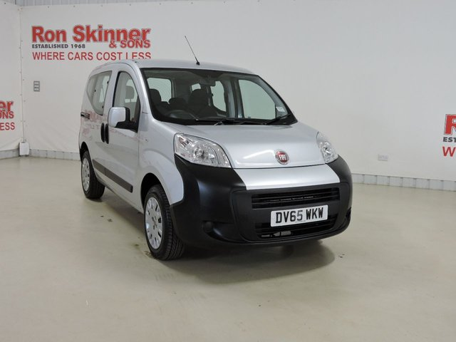 View our 2015 65 FIAT QUBO 1.4 ACTIVE 5d 77 BHP