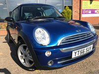 USED 2006 56 MINI HATCH ONE 1.6 ONE 3d AUTO 89 BHP
