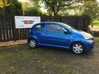 2009 TOYOTA AYGO 1.0 BLUE VVT-I 3d 67 BHP £3295.00
