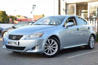 2007 LEXUS IS 2.5 250 SE-L 4d AUTO 204 BHP £4995.00