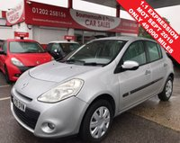 USED 2009 09 RENAULT CLIO 1.1 EXPRESSION 16V 5d 74 BHP *ONLY 49,000 MILES*